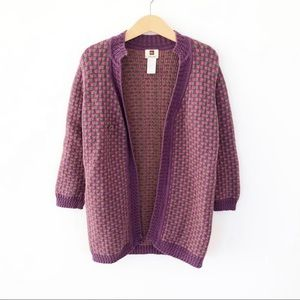 Tea Collection Over Sized ihasa robe Sweater,  3T.